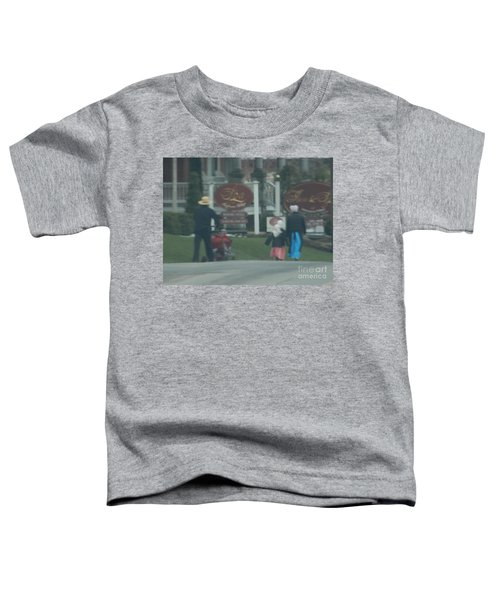 Going To Town Toddler T-Shirt