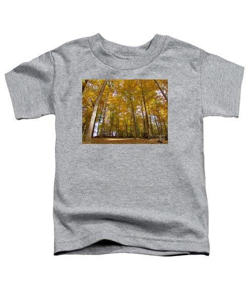 Golden Canopy Toddler T-Shirt