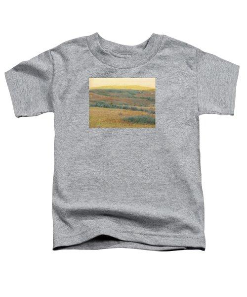 Golden Dakota Horizon Dream Toddler T-Shirt