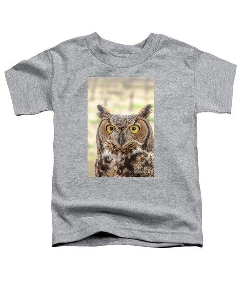 Golden Eyes Toddler T-Shirt