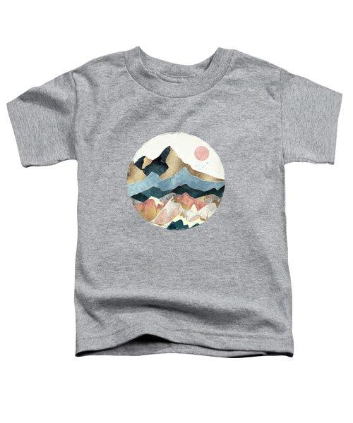 Golden Peaks Toddler T-Shirt