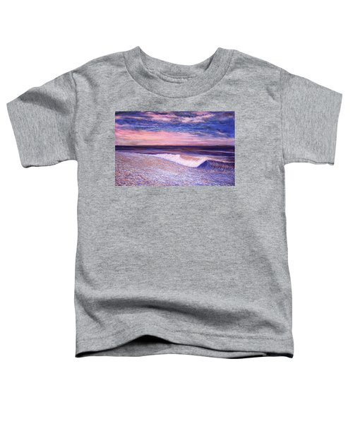 Golden Sea Toddler T-Shirt