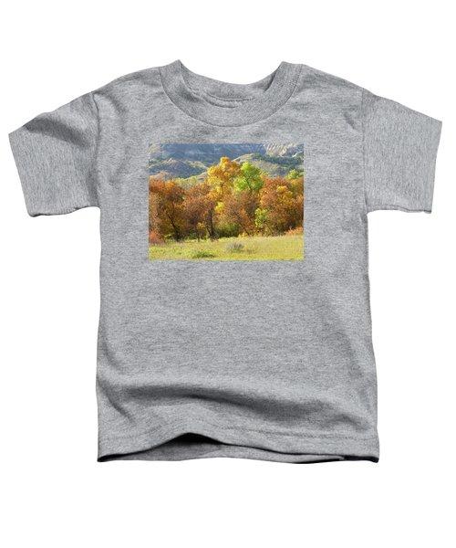 Golden September Toddler T-Shirt