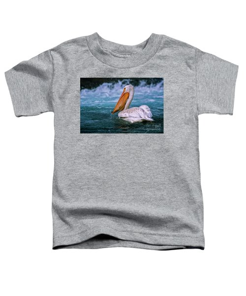 Gone Fishin' Toddler T-Shirt