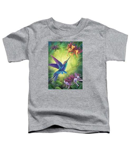 Good Luck - Honeysuckle Toddler T-Shirt