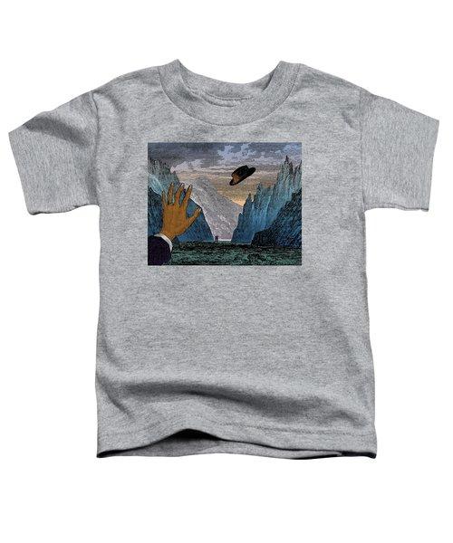 Goodbye Pork Pie Hat Toddler T-Shirt