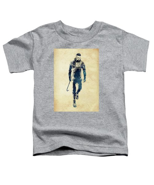 Gordon Freeman Toddler T-Shirt