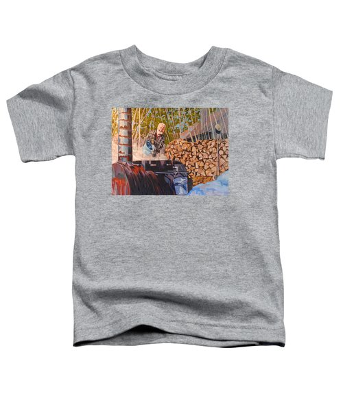 Gordon Toddler T-Shirt
