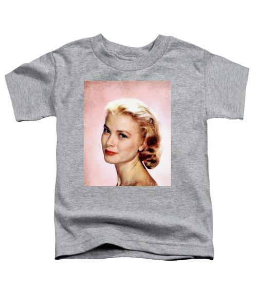 Grace Kelly, Vintage Actress Toddler T-Shirt