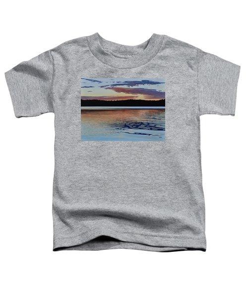 Graham Lake Toddler T-Shirt
