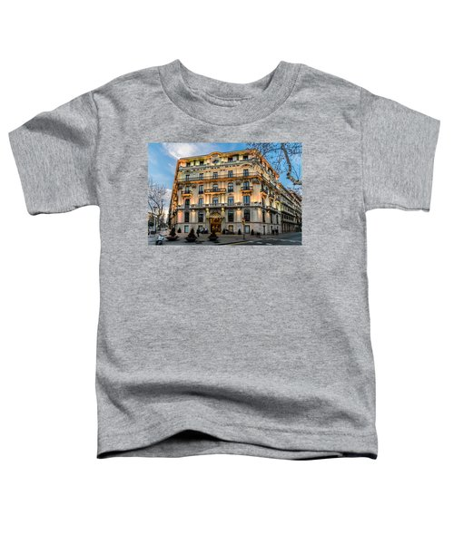 Gran Hotel Havana Toddler T-Shirt