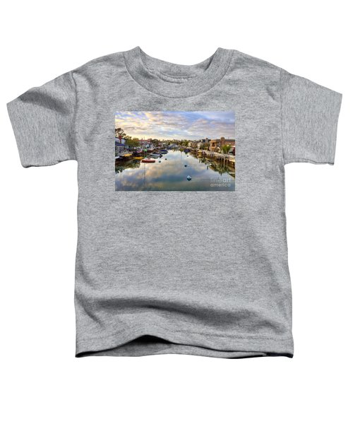 Grand Canal Toddler T-Shirt