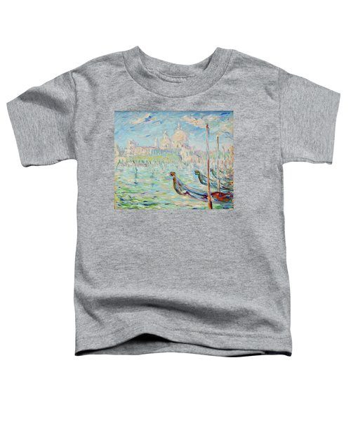 Grand Canal Venice Toddler T-Shirt