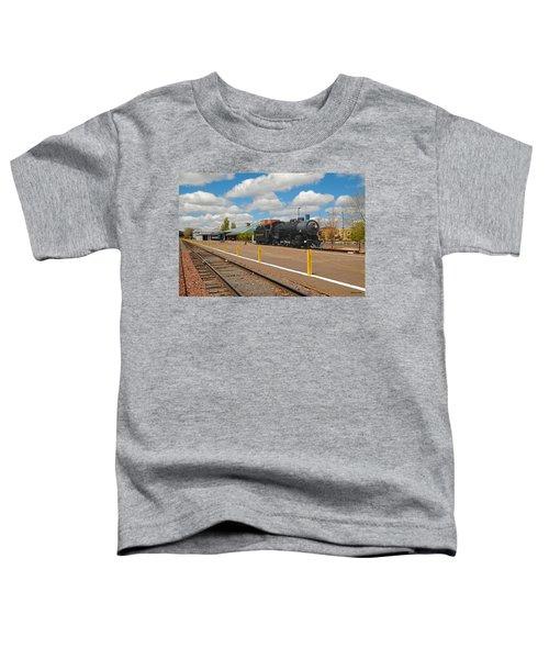 Grand Canyon Railway Toddler T-Shirt