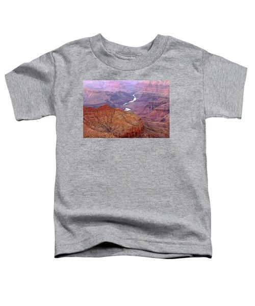 Grand Canyon River View Toddler T-Shirt