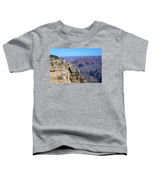 Grand Canyon South Rim Toddler T-Shirt