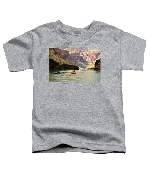 Toddler T-Shirt featuring the photograph Grand Canyon   by Whit Richardson