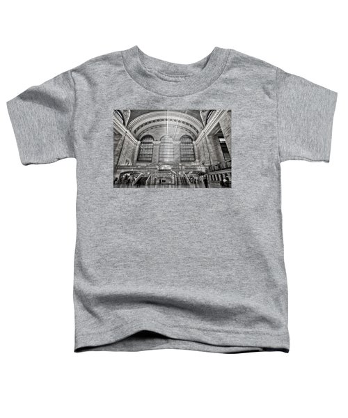 Grand Central Terminal Station Toddler T-Shirt