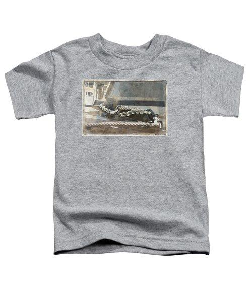 Grand Lake Boat Toddler T-Shirt
