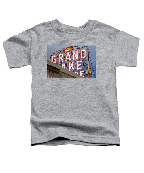 Grand Lake Theatre . Oakland California . 7d13495 Toddler T-Shirt