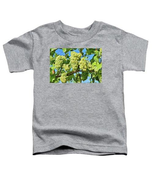 Grapes Not Wrath Toddler T-Shirt