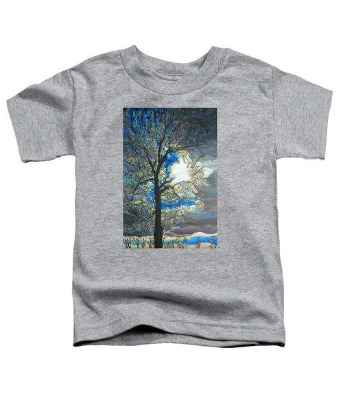 Grasping At Sunshine Toddler T-Shirt