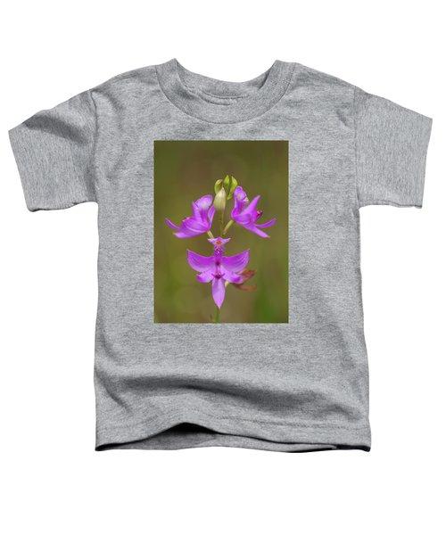 Grasspink #1 Toddler T-Shirt