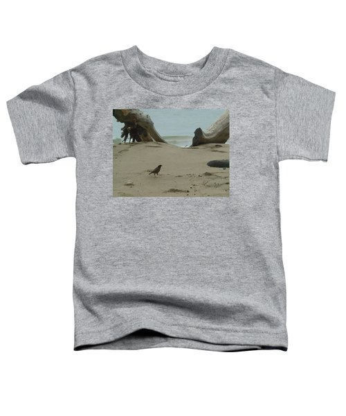 Gray Day On Maui Toddler T-Shirt