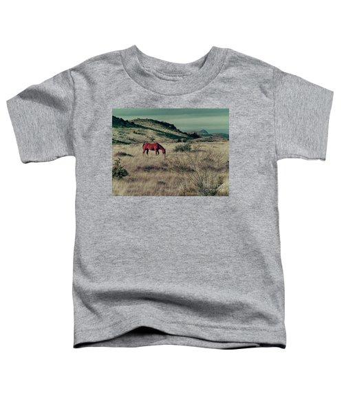 Grazing Solo Toddler T-Shirt