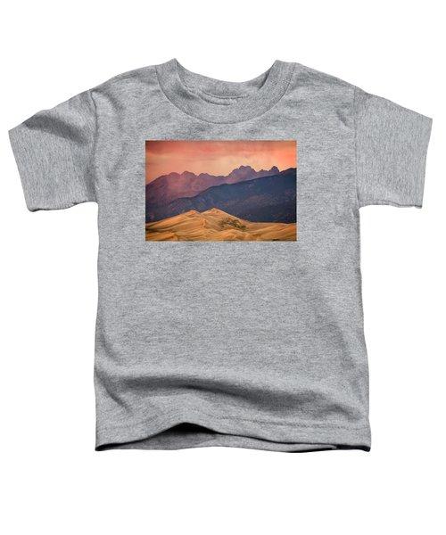 Great Sand Dunes Colorado Toddler T-Shirt