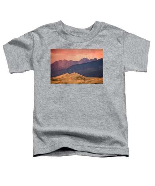 Great Sand Dunes Colorado Toddler T-Shirt