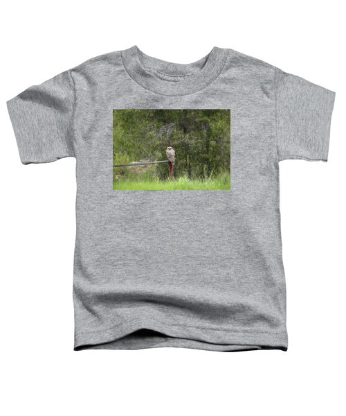 Greathornedowl2 Toddler T-Shirt