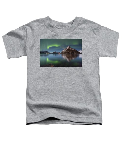 Green Reflection Toddler T-Shirt