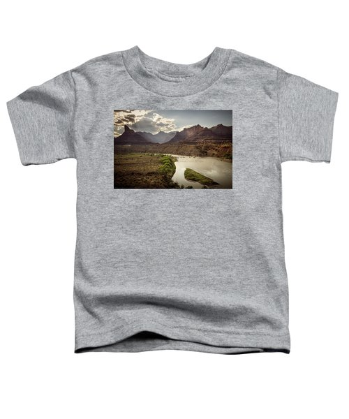 Green River, Utah Toddler T-Shirt