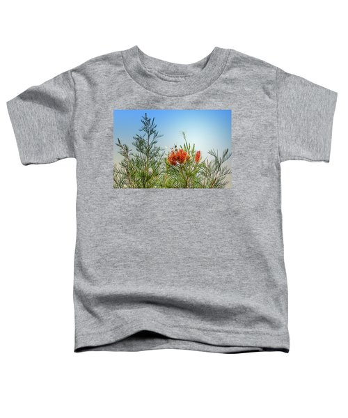 Grevillea With Moon Toddler T-Shirt