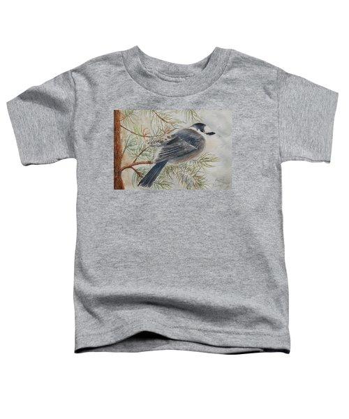 Grey Jay Toddler T-Shirt