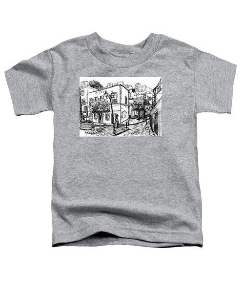 Guanajuato Street Toddler T-Shirt