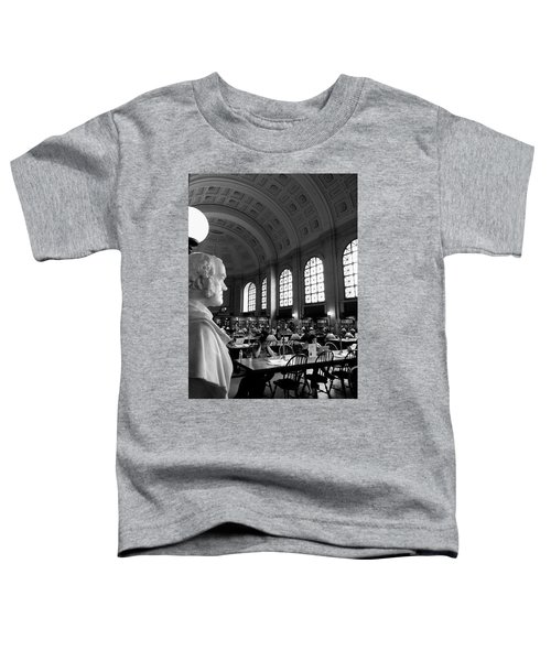 Guarding The Knowledge Toddler T-Shirt