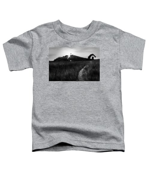 Toddler T-Shirt featuring the photograph Guiding Light by Bill Wakeley
