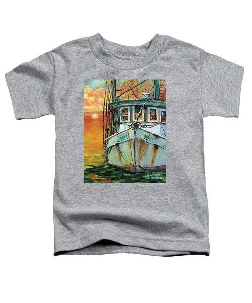 Gulf Coast Shrimper Toddler T-Shirt