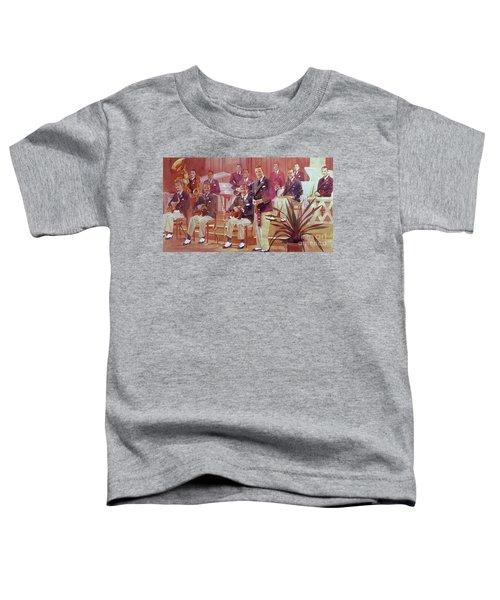 Guy Lombardo The Royal Canadians Toddler T-Shirt