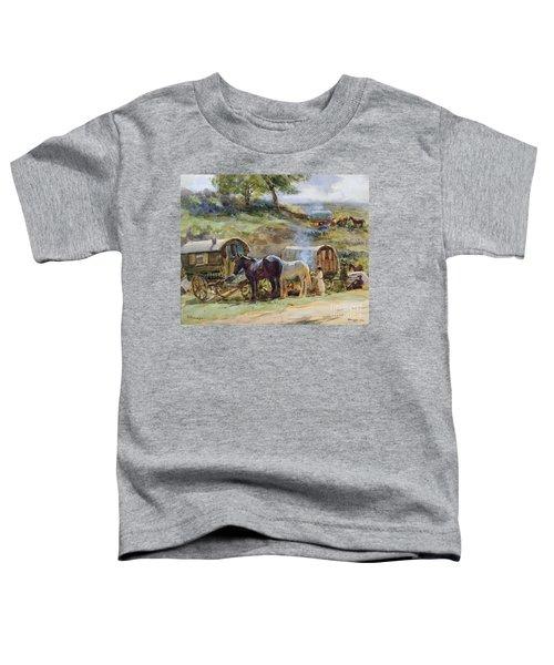 Gypsy Encampment Toddler T-Shirt