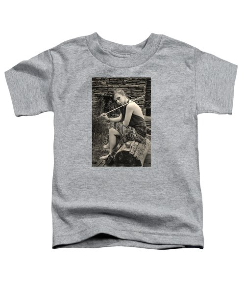 Gypsy Player Toddler T-Shirt