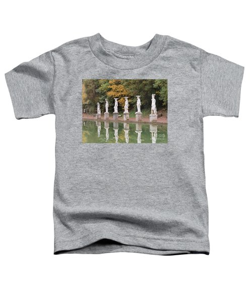 Hadrian's Villa 4 Toddler T-Shirt