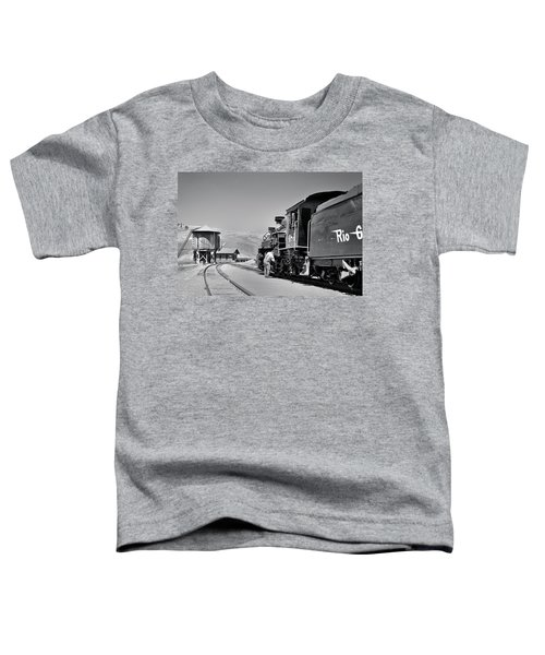 Half Way Toddler T-Shirt