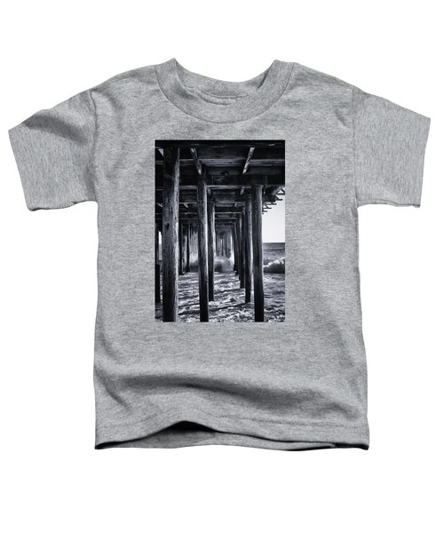 Hall Of Mirrors Toddler T-Shirt by Lora Lee Chapman