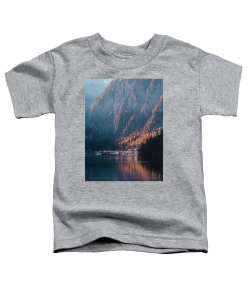 Hallstatt Fall Toddler T-Shirt