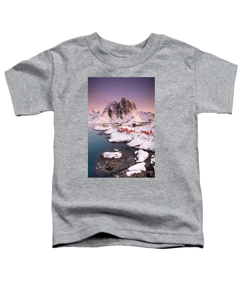 Hamnoy Toddler T-Shirt