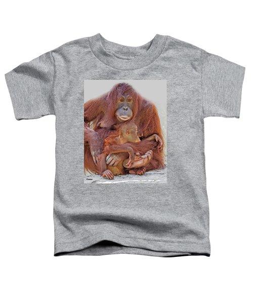Hands And Feet Toddler T-Shirt
