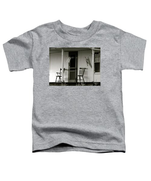 Hanging Out On The Porch Toddler T-Shirt